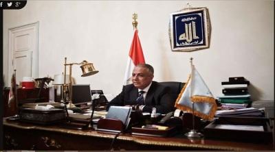موسوعة ,دكتور محمود ابو النصر وزير التربية والتعليم  , Prof. Mahmoud Abou El-Nasr