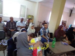 الحسينى محمد , التعليم , المعلمين, الخوجة