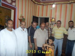 الحسينى محمد , الخوجة , المعلمين,رافت السنباوى_افطار المعلمين بمنزل الاستاذ  رافت السنباوى 3-7-2015