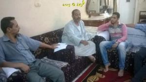 #معلمى_مصر , معلمى مدرسة الاعدادى المهنى بنين فى بركة السبع يعاودون الحسينى محمد ( الخوجة ) فى وعكته الصحية (1 (70)