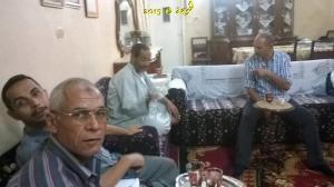 #معلمى_مصر , معلمى مدرسة الاعدادى المهنى بنين فى بركة السبع يعاودون الحسينى محمد ( الخوجة ) فى وعكته الصحية (1 (71)