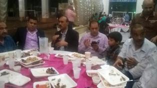 افطار نقابة المعلمين المستقلة