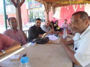 الحسينى محمد , الخوجة,مبادرة الخوجة,مبادرة المعلمين,التعليم اولا