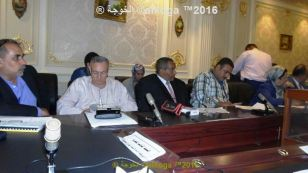 الحسينى محمد , الخوجة , مع المعلمين فى لجنة التعليم بمجلس النواب ( تطوير التعليم )