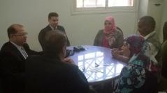 التخطيط الاستراتيجى وادارة المشروعات ,ادارة بركة السبع التعليمية,الحسينى محمد , الخوجة
