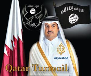 terrorism,Qatar, Qatarism, الاخوان المسلمين, الارهاب, الفساد فى قطر, تميم, قطر,qatar turmoil