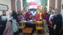 Accelerating creativity فى مدرسة التربية الاسلامية الخاصة بشبين الكوم