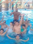 الأنشطة التعليمية الرياضية بمفهوم جديد فى مدرسة التربية الاسلامية الخاصة