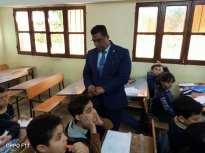 المهندس عصام سلام فى مدرسة التربية الاسلامية